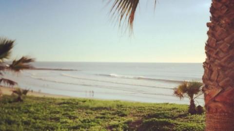 Surfen im November und Dezember