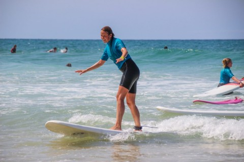 Die 3 besten Surfcamps für Anfänger