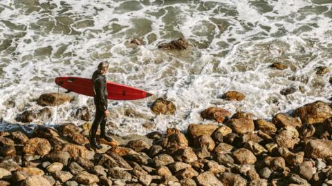 Surfen auf Bornholm? Gar nicht so abwegig…