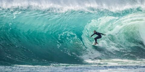 Das solltest du über's Surfen am Zuckerhut wissen