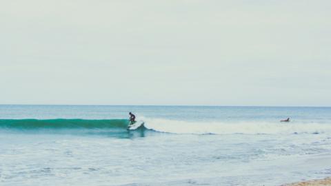 Mit diesen Surffilmen ist das Meer ganz nah