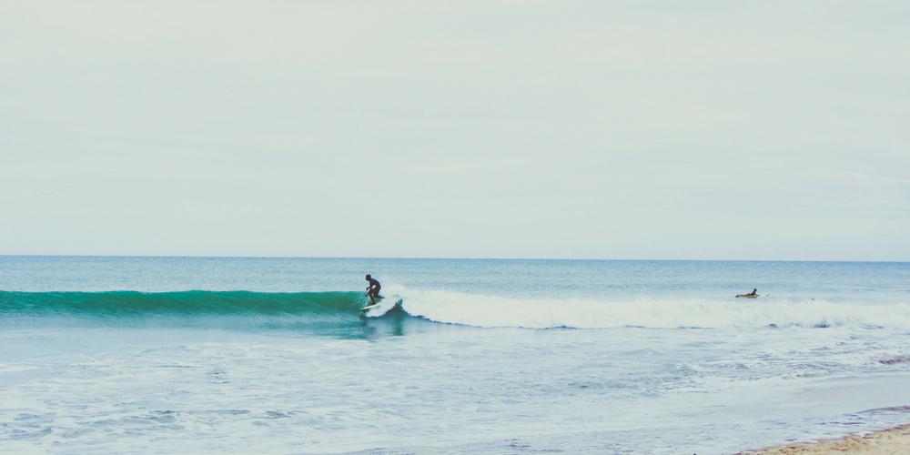 Surfen Wavespotting