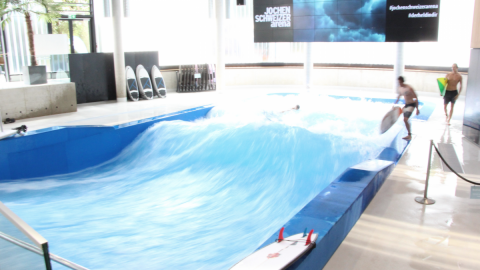 Surfen auf der stehenden Welle – ein Ersatz für das Surfen im Meer?