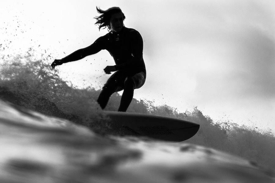 Frisur surfer Jungs Frisur