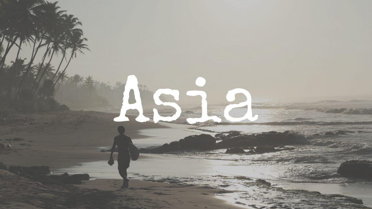 Wavespotting Surfspots Surf Blog und Tipps rund ums Surfen Community Asia