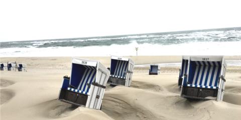 8 Gründe, warum du auf Sylt Surfen lernen solltest