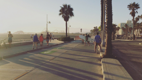 Surfspots in und um Los Angeles: die besten Tipps