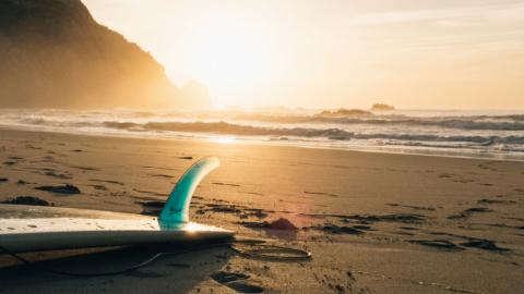Nachhaltigkeit beim Surfen