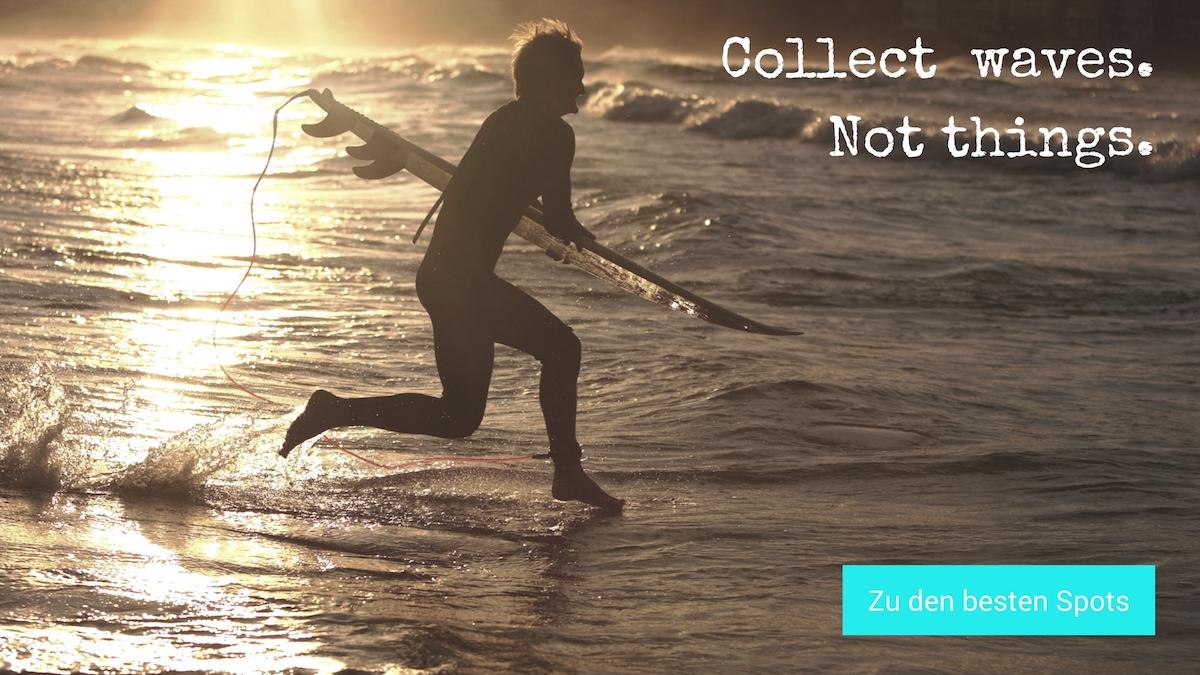 Wavespotting Surfspots Surf Blog und Tipps rund ums Surfen Spots