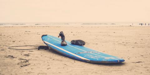 Die verschiedenen Surfboard-Typen