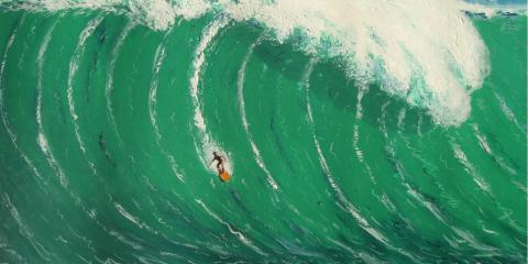 Surfbegriffe von A bis Z