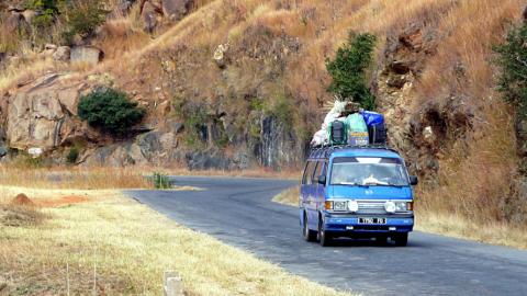 Surfen auf Madagaskar