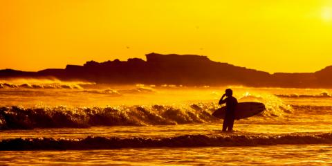 Sonnenschutz für Surfer