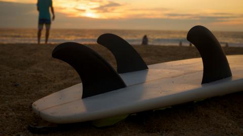 Surfboards aus Bayern