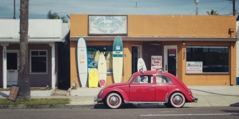 Die besten deutschen Surf-Shops