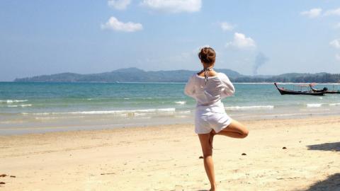 Yoga für Surfer