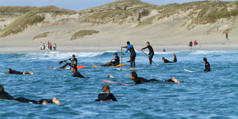 (Deutsche) Surfcamps in Europa