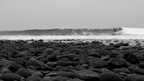 Surfen als Lebensschule