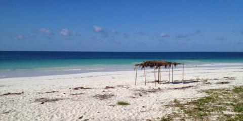Surfen in Mosambik