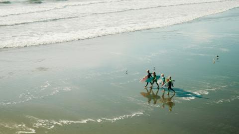 Surfcamps – 5 Dinge, die du vermissen wirst
