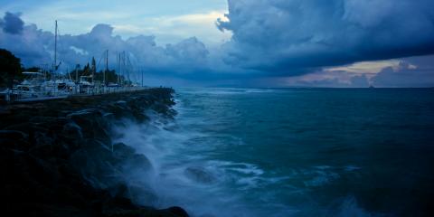 Wind und Wellen – Surfen und das Wetter