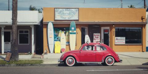 Surf DIY für das Zuhause – Landlocked