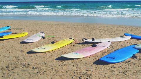 Diese neun Features sind wichtig beim Surfboard-Design