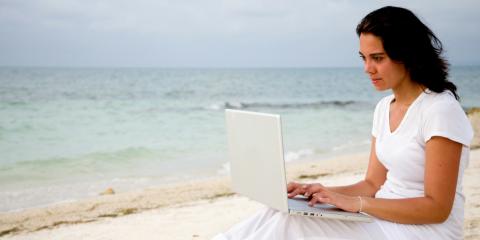 Surfen mit der Arbeit kombinieren? – So reist du als digitale/r Nomadin/Nomade