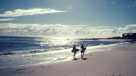 Neun Gründe mit einem Surf Buddy zu reisen