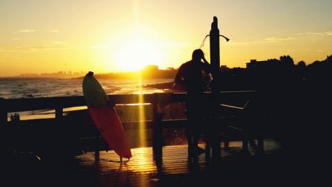 So werden umweltfreundlichere Surfboards gemacht