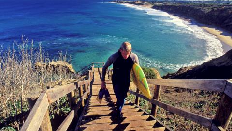 Wie schnell kann man Surfen lernen? – Diese Faktoren machen's aus