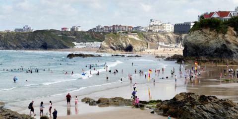 Newquay, UK – Surfspots im nördlichen Cornwall