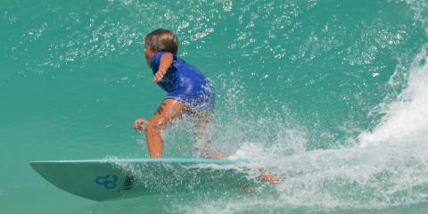 Das war der erste IGSM Rapid Surfing Junior Jam
