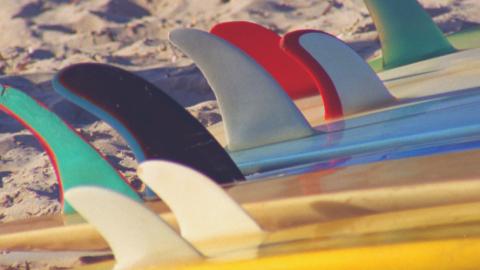Großer Surfboard-Test in der Jochen Schweizer Arena