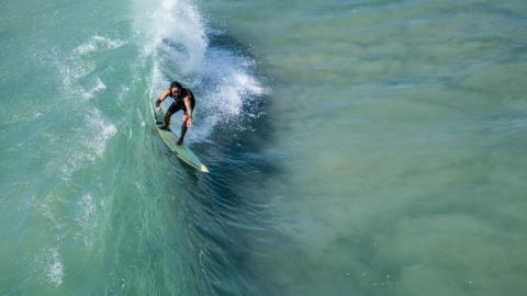 So entstehen surfbare Wellen