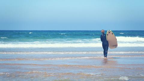Surfanfänger – Die 5 besten und schönsten Spots der Welt