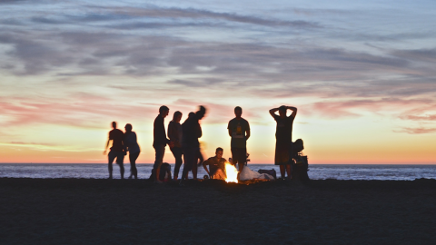 Neun Gründe 2018 ein Surfcamp zu besuchen