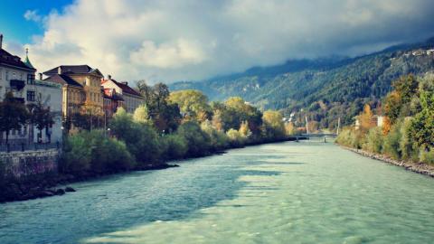 Surf'Inn – Bald auch eine stehende Welle in Innsbruck?