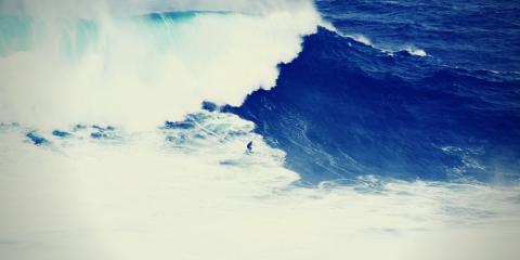 Monsterwellen – Halte dich von diesen gefährlichen Wellen fern