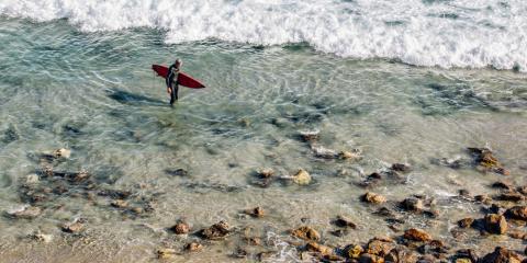 Mit 30 noch Surfen lernen? – Na klar!
