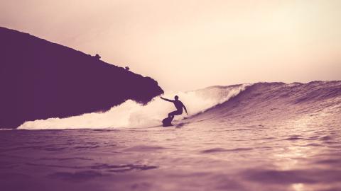Die Geschichte des Wellenreitens