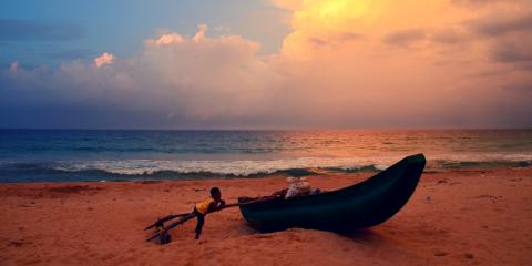 Das Surf Spirit Surfcamp in Sri Lanka