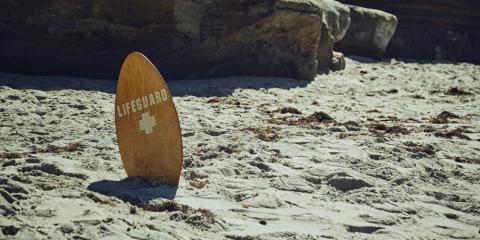 Erste Hilfe für Surfer