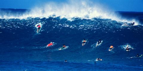 Basic Rules of Surf Etiquette